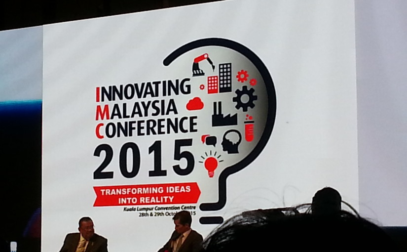 Picterus at the Innovating Malaysia Conference